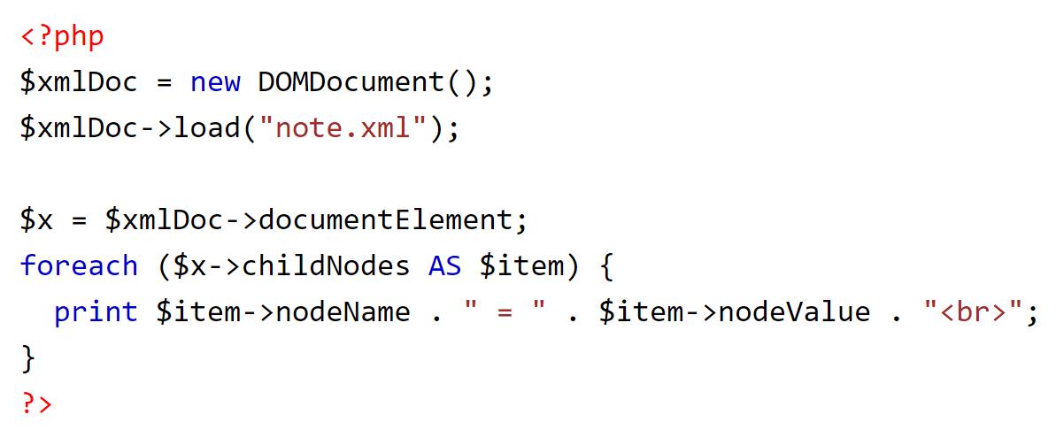 HTML manipulatie: PHP's DomDocument