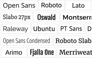 Google Fonts optimalisatie